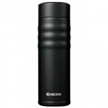 Bình giữ nhiệt chân không 500ml MB-175 (đen) Kyocera