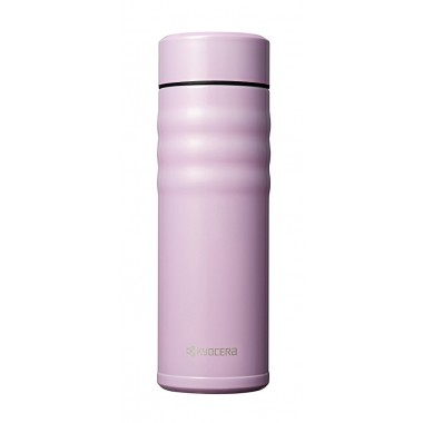 Bình giữ nhiệt chân không 500ml MB-175 (hồng) Kyocera