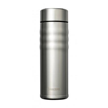 Bình giữ nhiệt chân không 500ml MB-175 (inox) Kyocera