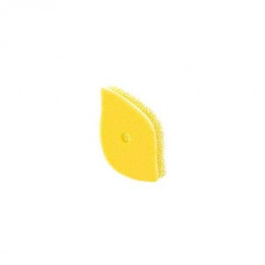Miếng cọ vệ sinh bếp hình lá (vàng) Marna - Nhật Bản