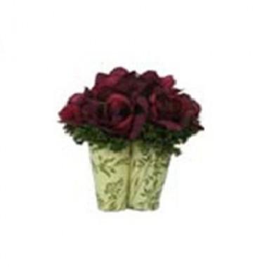 Giỏ hoa hồng đỏ Pháp Antwerp Srilanka