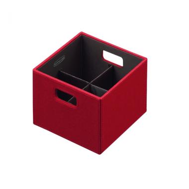 Hộp bento đựng đồ cỡ S (đỏ) Rubbermaid - Mỹ
