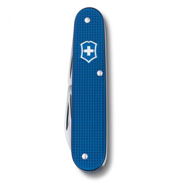 Dao lưỡi gập Pocket Tool màu xanh Victorinox Thụy Sĩ ML-IN117