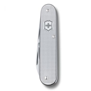 Dao lưỡi gập Pocket Tool màu bạc Victorinox Thụy Sĩ ML-IN118