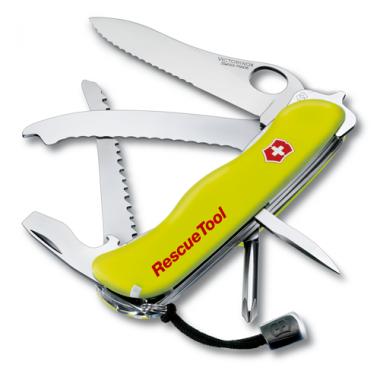 Dao lưỡi gập Rescue Tool Victorinox Thụy Sĩ ML-IN106