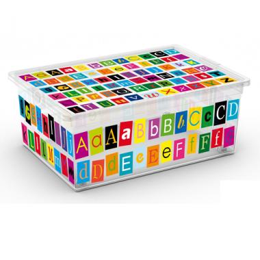 Hộp chứa đồ C-Box Style L ABC KIS - Ý