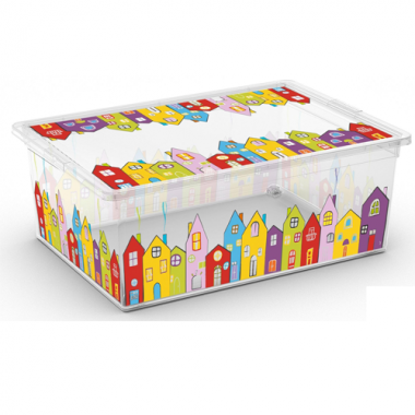 Hộp chứa đồ C-Box Style L Sweet Home KIS - Ý