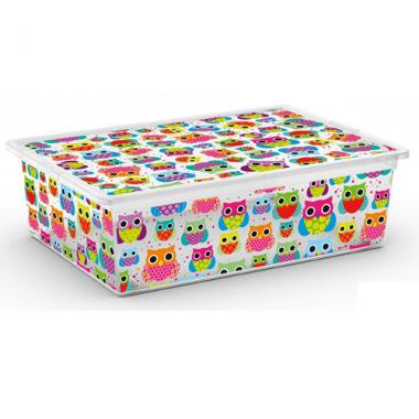 Hộp chứa đồ C-Box Style L Tender Zoo KIS - Ý