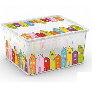 Hộp chứa đồ C-Box Style M Sweet Home KIS - Ý