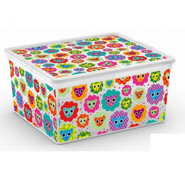 Hộp chứa đồ C-Box Style M Tender Zoo KIS - Ý