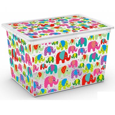 Hộp chứa đồ C-Box Style XL Tender Zoo KIS - Ý