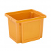 Hộp nhựa chứa đồ H-Box S - vàng KIS - Ý