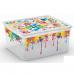 Hộp nhựa chứa đồ C-Box Style M Paint D-rops KIS - Ý
