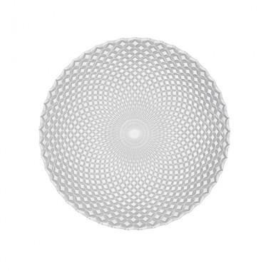 Đĩa pha lê tròn RUMBA Platzteller Nachtmann - Đức ML-DE307