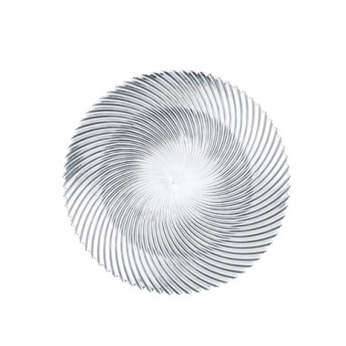 Đĩa pha lê tròn Đk 32 cm 89993 Samba Nachtmann - Đức