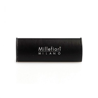 Kẹp thơm xe ô tô Oxygen đen Millefiori - Ý