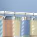 Bộ móc treo rèm tắm 12 cái Forma Interdesign - Mỹ