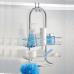 Giá để đồ nhà tắm inox Classico Jumbo Interdesign - Mỹ