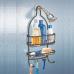 Giá để đồ nhà tắm màu đồng York Lyra Interdesign - Mỹ
