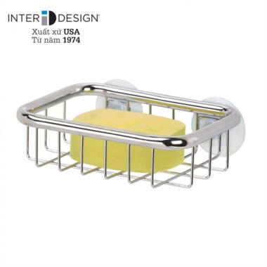 Khay để xà phòng mút dính Forma Ultra Interdesign - Mỹ