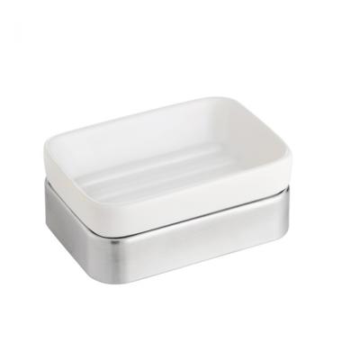 Khay đựng xà phòng Gia (white) Interdesign - Mỹ