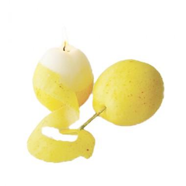 Nến thơm táo lê vàng 170g Nimited - Thái Lan