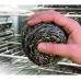 Dụng cụ chùi cọ bếp inox Leifheit - Đức