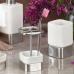 Hộp cắm bàn chải Gia (white) Interdesign - Mỹ