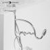 Móc treo quần áo gài cánh cửa Valet Oribinni Interdesign - Mỹ