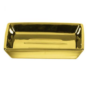 Khay đựng xà phòng màu vàng Glamour Kleine Wolke - Đức