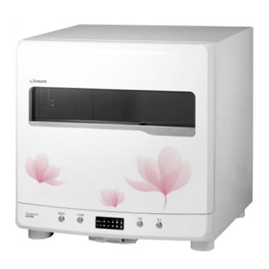 Máy sấy bát hồng - trắng 089 Lihom - Hàn Quốc ML-EQ010