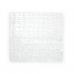 Thảm nhựa nhà tắm hình đá Pebblz (cỡ lớn, trong suốt) Interdesign - Mỹ