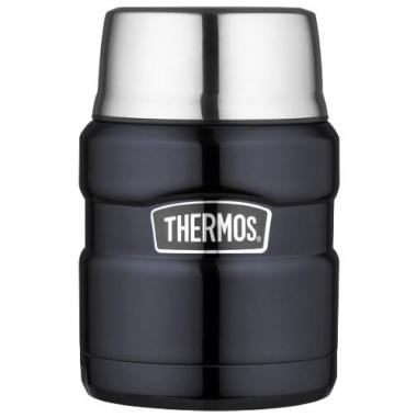Hộp đựng cơm giữ nhiệt SK-3000 (đen) Thermos - Nhật Bản