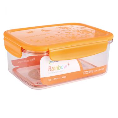 Hộp nhựa đựng thực phẩm 1.7L TSR005 Traseal - Hàn Quốc