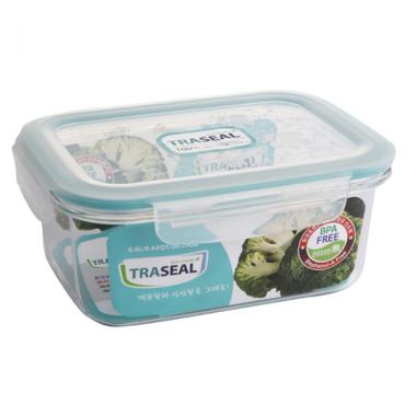 Hộp nhựa đựng thực phẩm 600ml Traseal - Hàn Quốc ML-CA286
