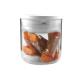 Hộp trụ đựng thực phẩm 0.6L trắng PANTRY ClickClack New Zealand ML-CA267