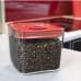Hộp vuông đựng thực phẩm 1.9L nắp đỏ ClickClack New Zealand ML-CA279