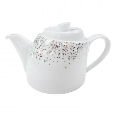Bình trà sứ (lùn) Legle - Pháp