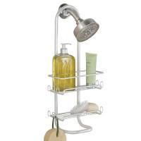 Giá để đồ nhà tắm Classico Interdesign (Trắng)- Mỹ.