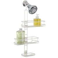 Giá để đồ nhà tắm Linea Interdesign (Trắng)- Mỹ