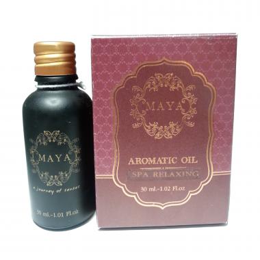 Tinh dầu thư giãn 30 ml Maya