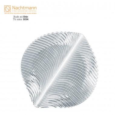 Đĩa pha lê Mambo cỡ vừa 27cm Nachtmann - Đức ML-DE357