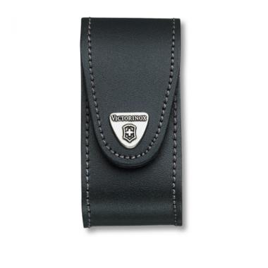 Bao da đeo hông DLG 5-8 chức năng màu đen Victorinox - Thụy Sĩ