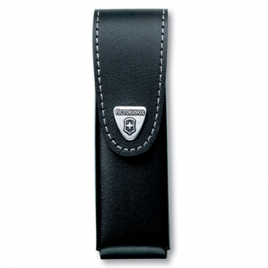 Bao da đeo hông DLG (83->91cm) 6c/năng màu đen Victorinox - Thụy Sĩ
