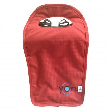 Túi đựng hộp cơm LBMR Yori (đỏ,ghi)