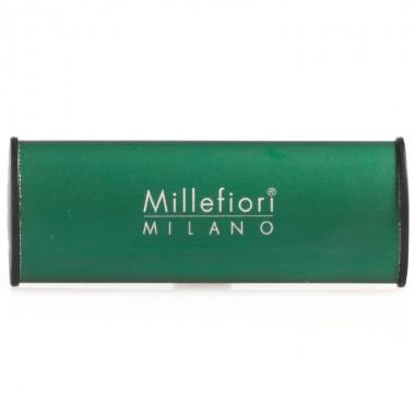 Kẹp thơm xe ô tô Bianco xanh lá Millefiori - Ý