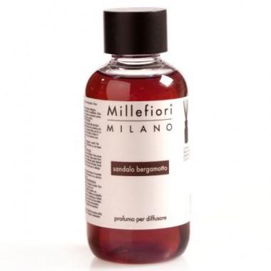 Lọ bổ sung tinh dầu khuyếch tán Sandalo Millefiori - Ý
