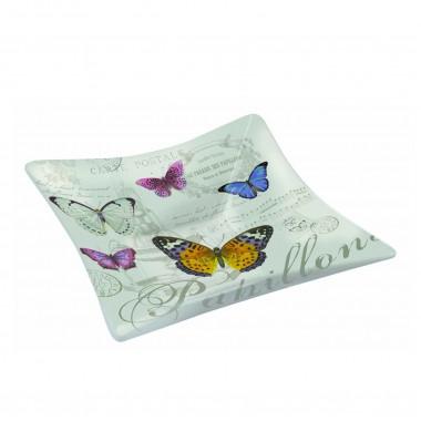 Bát TT cao cấp h/t Butterfly KT:27x27cm Nuova