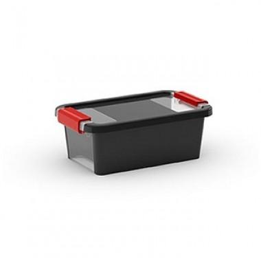 Hộp chứa đồ Bi-Box XS - đen KIS