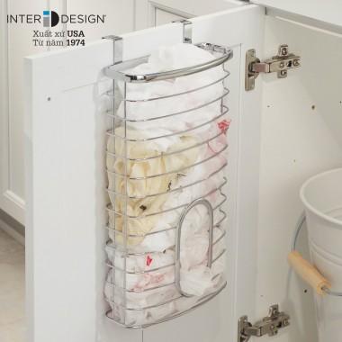 Giỏ móc treo cánh cửa để túi Axis Interdesign - Mỹ